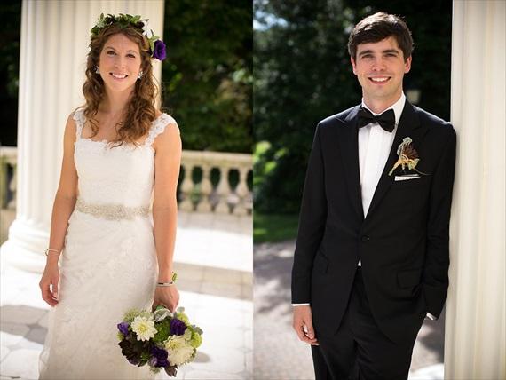 Dennis Drenner Photographs - baltimore museum wedding - wedding portraits