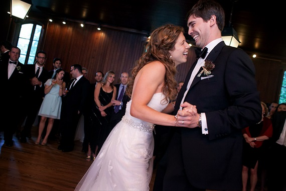 Dennis Drenner Photographs - baltimore museum wedding - first dance