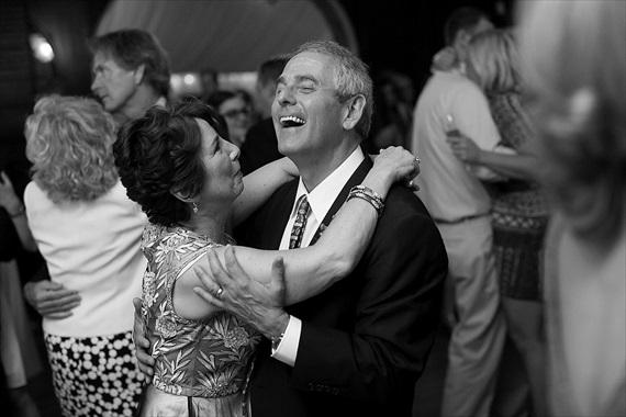 Dennis Drenner Photographs - evergreen house wedding - wedding guests dance