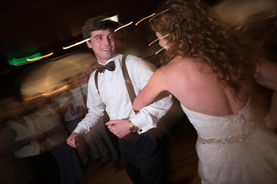 Dennis Drenner Photographs - evergreen house wedding - reception dancing
