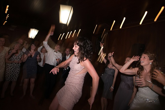 Dennis Drenner Photographs - evergreen house wedding - reception fun