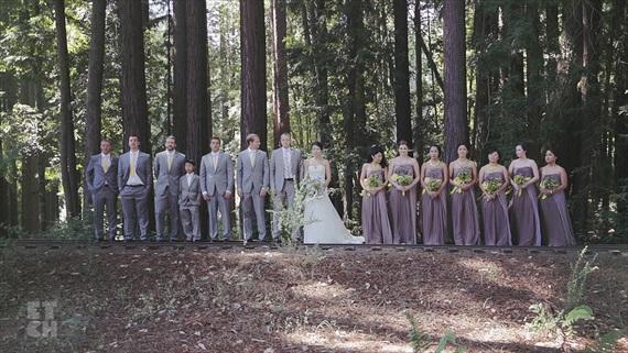 EtchFilms - Nestldown Wedding Film