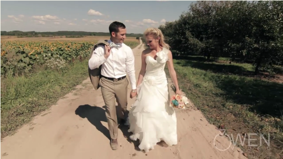 Owen Video - grand traverse bay wedding
