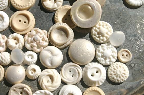 edible buttons