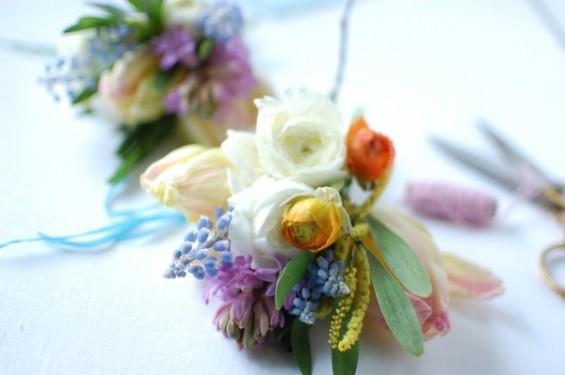 DIY Bouquet Tutorial #wedding #diy