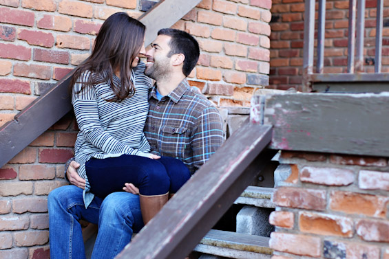 idaho engagement photography