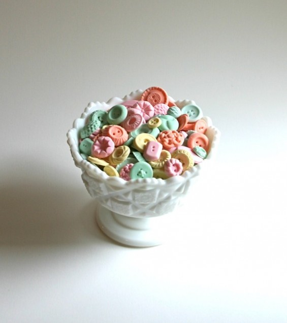 edible buttons
