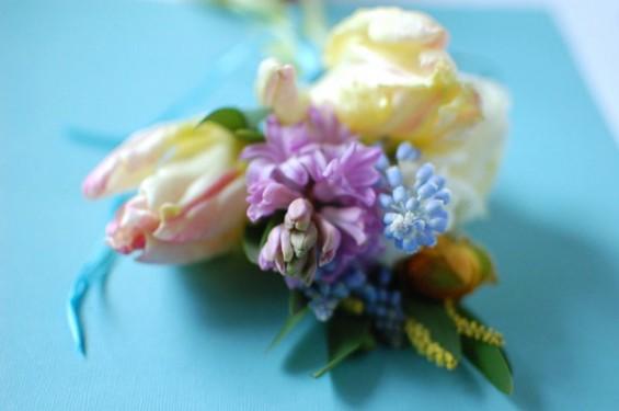 DIY Spring Bouquet Tutorial #wedding #diy
