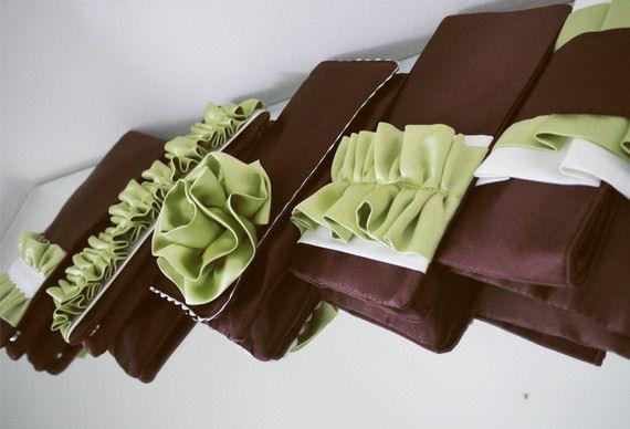 custom bridesmaid clutches