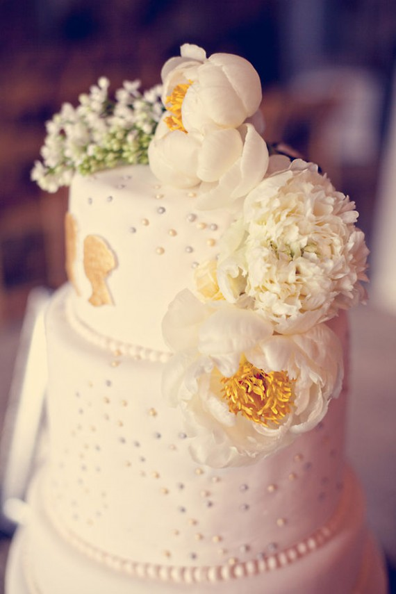 rustic wedding cake 2