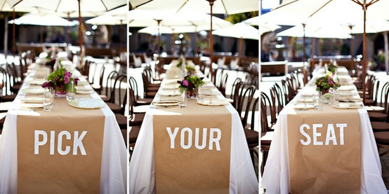 skip the place cards