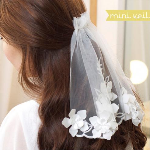 mini veil