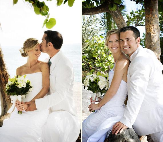 key west wedding mika + mike