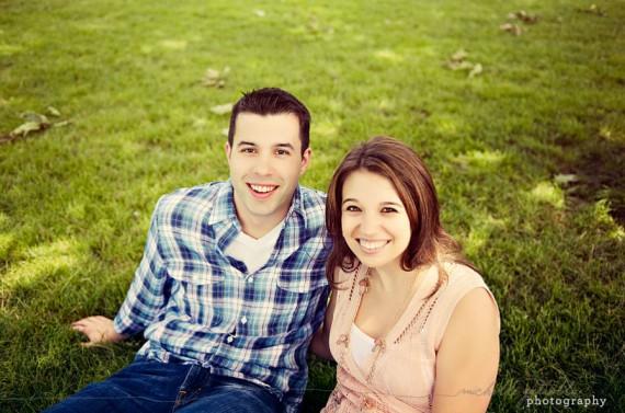 tracy + tom real engagement