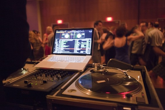 How to Select a Wedding DJ