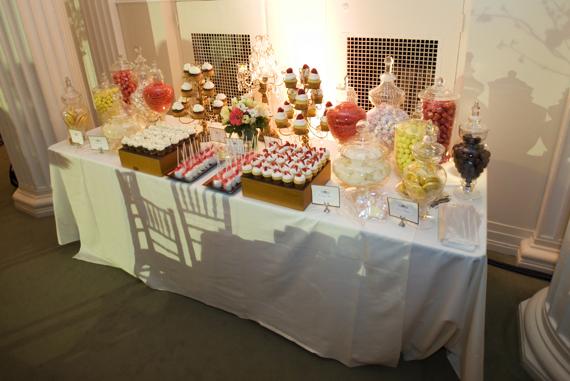 candy bar / buffet inspiration