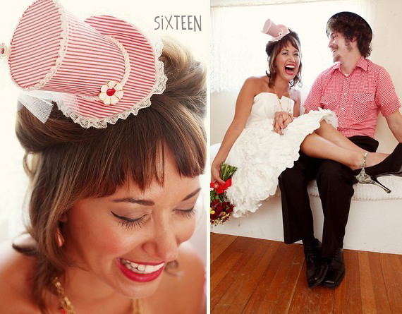Circus Wedding Inspiration