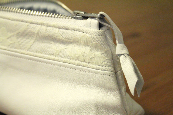 bridal triangle bag