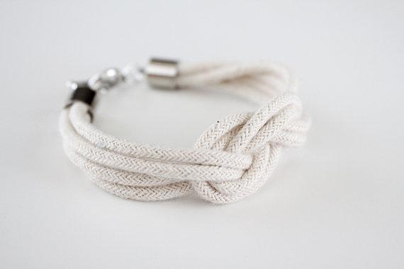 knot wedding racelet
