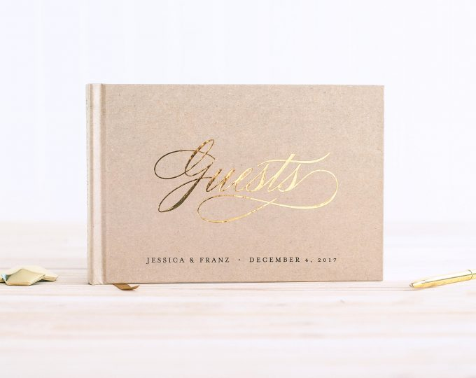 unique guest books