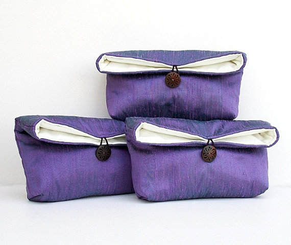 bridesmaid clutch purse