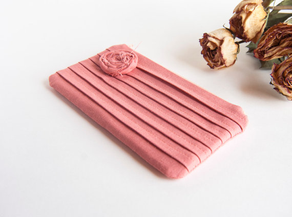 pleated clutches