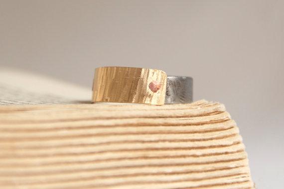 barn nail ring