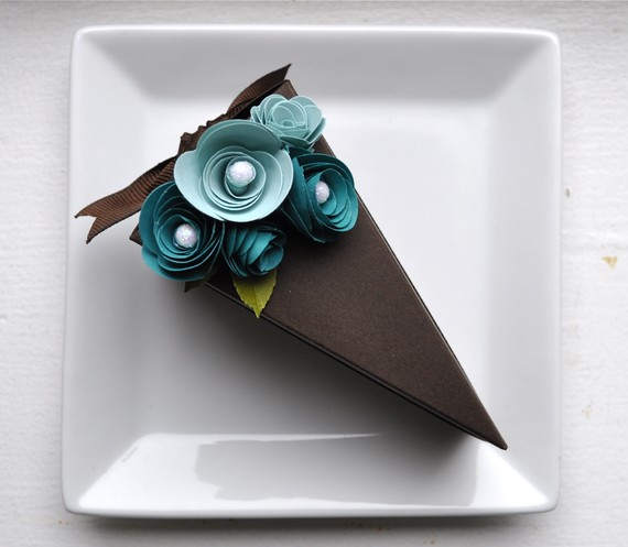 cake favor boxes