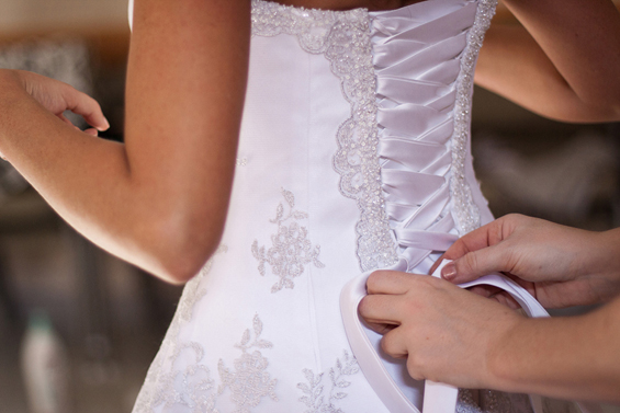 Minneapolis black tie wedding