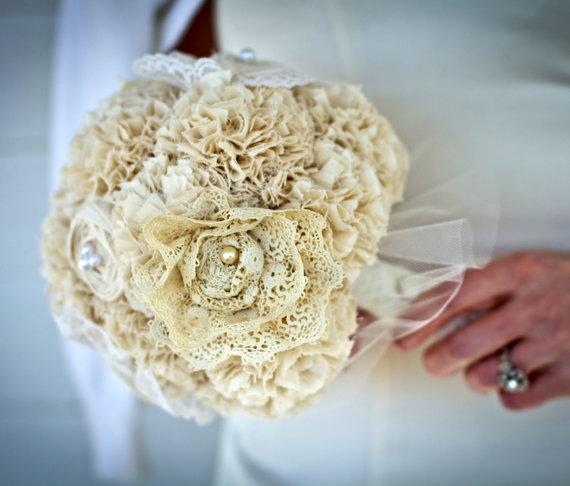 lace bouquet