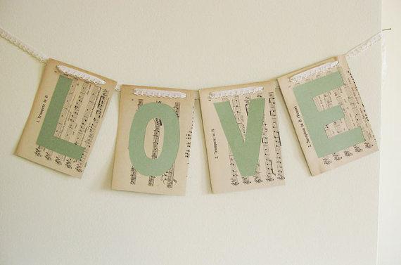 love banners