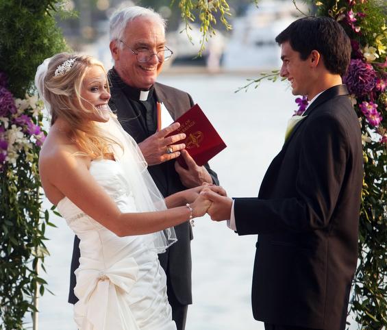 National Aquarium Wedding