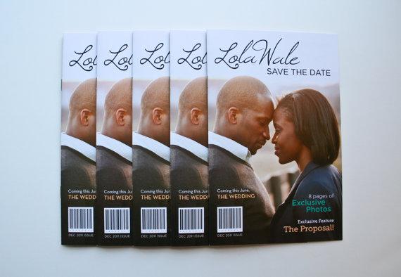 save the date magazine