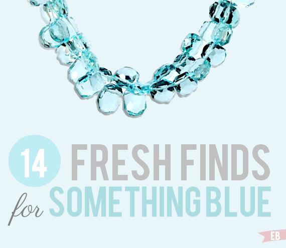 something blue finds