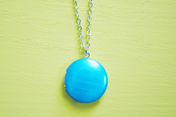 blue lockets