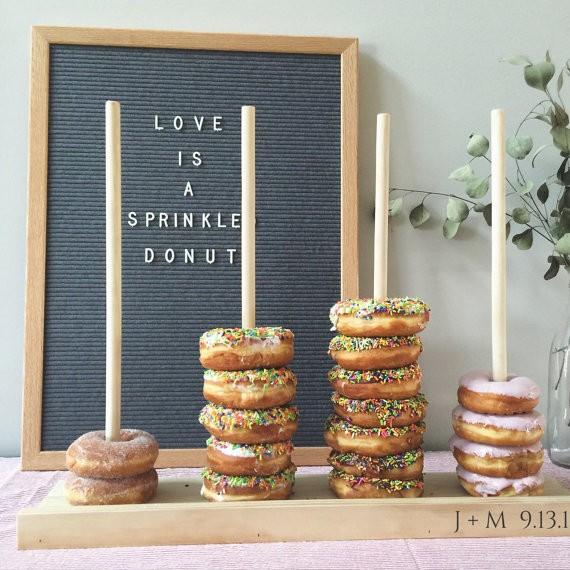 donut server stand by freestylemom