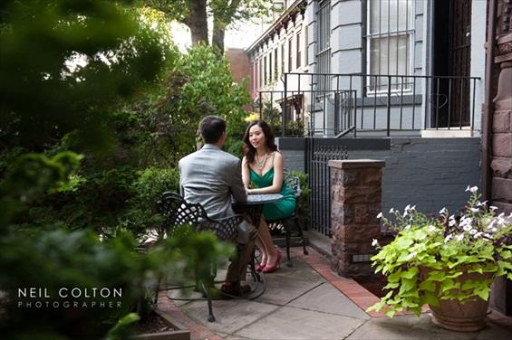 Dupont-Circle-Engagement-Photos