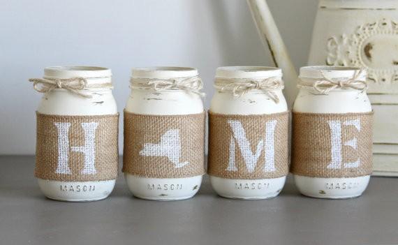 home state mason jars