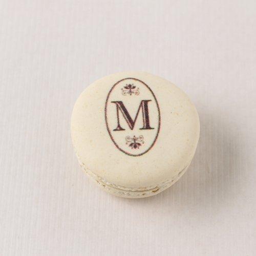 macarons as wedding favors