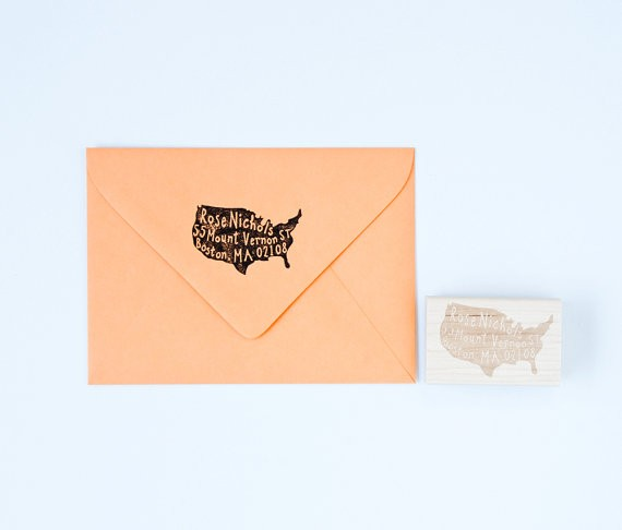 state return address stamp