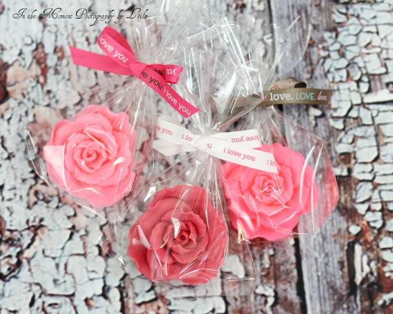 rose soaps