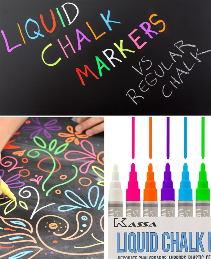 chalk markers for mason jar mug wedding favors
