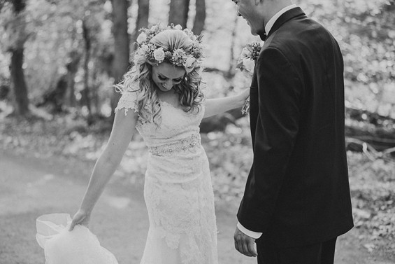 Ashley Caroline Photography - Connecticut Backyard Wedding