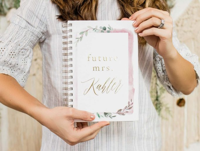 get organized for wedding