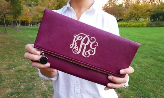 monogrammed bridesmaid gifts