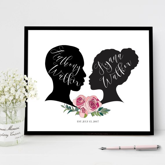 guest books and art - black friday wedding sales 2018