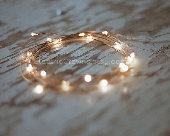 fairy lights by electriccrowns
