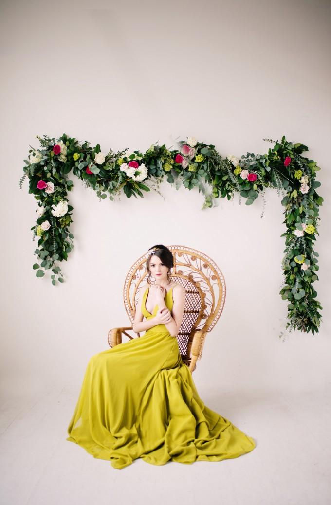 Tessa Kim 2016 Bridal Collection | photo: deyla huss | http://emmalinebride.com/bride/tessa-kim-2016-collection/