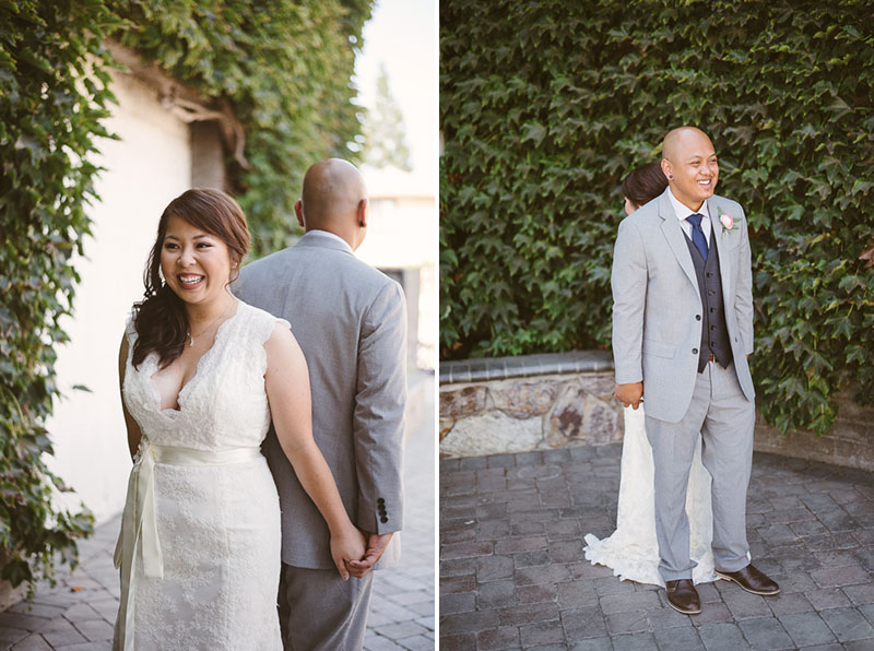 Guglielmo Winery California Weddings | http://emmalinebride.com/real-weddings/guglielmo-winery-california-weddings/ | photo: Michael James Photography | planner: d.Royal Engagements