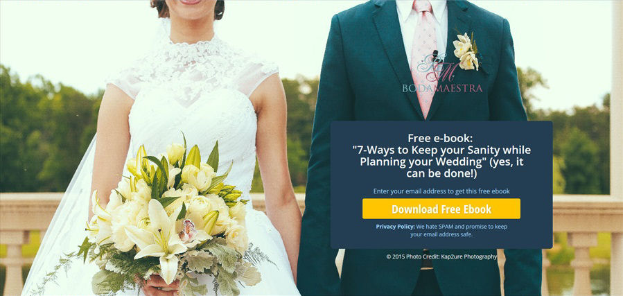 bodamaestra ebook - wedding planning help for brides - 7 wedding planning tips